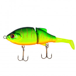 Воблер *CHIMERA* Bionic /Swim Bait/ Mage Crank 70SS 70mm/17g. #цв.306 (2 зап. хвоста)