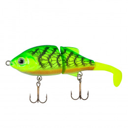 Воблер *CHIMERA* Bionic /Swim Bait/ Mage Crank 70SS 70mm/17g. #цв.307 (2 зап. хвоста)