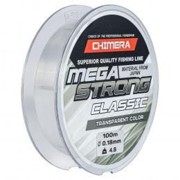 MEGASTRONG Classic  Transparent Color 100m. 0.14